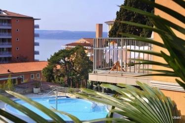 Socializing Hotel Mirna - Terme & Wellness Lifeclass: Piscina Esterna PORTOROSE