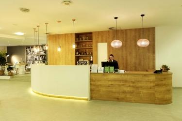 Socializing Hotel Mirna - Terme & Wellness Lifeclass: Reception PORTOROSE