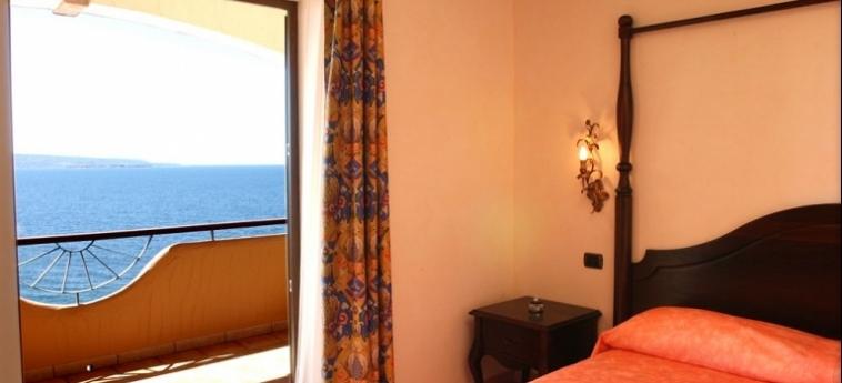 Hotel Lido Degli Spagnoli: Garden PORTOSCUSO - CARBONIA-IGLESIAS