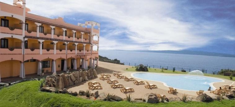 Hotel Lido Degli Spagnoli: Hall PORTOSCUSO - CARBONIA-IGLESIAS