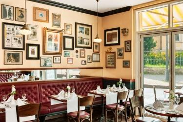 Steigenberger Hotel Sanssouci: Restaurant POTSDAM