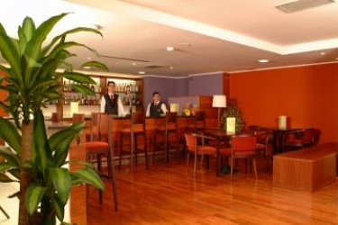 Hotel Mercure: Bar POVOA DE VARZIM