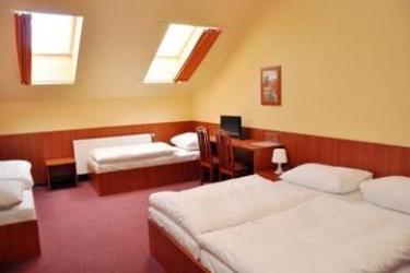 Hotel Zlata Vaha: Room - Club Twin PRAG
