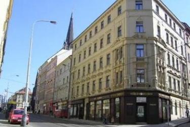 Hotel Victoria: Außen PRAG