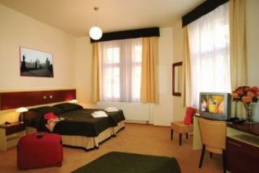 Hotel Victoria: Schlafzimmer PRAG