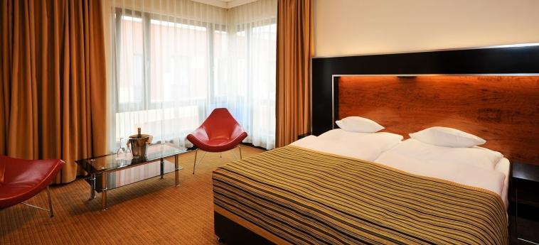 Hotel Grand Majestic Plaza: Deluxe Zimmer PRAG