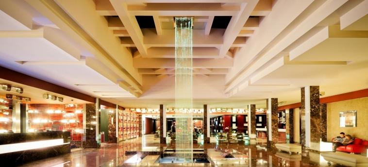 Hotel Grand Majestic Plaza: Hotelhalle PRAG