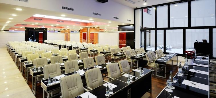 Hotel Grand Majestic Plaza: Konferenzraum PRAG