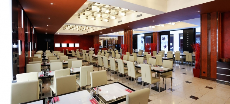 Hotel Grand Majestic Plaza: Restaurant PRAG