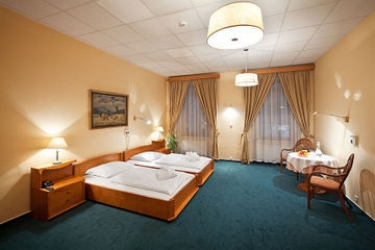 Hotel Wellness And Treatment Ghc: Habitaciòn Gemela PRAGA