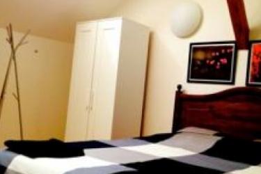 Hotel Wandering Praha B&b: Estudio PRAGA