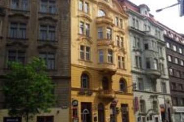 Hotel Wandering Praha B&b: Exterior PRAGA