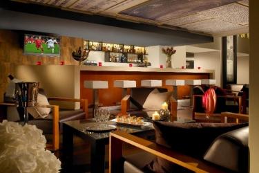 Hotel Park Inn: Bar PRAGA