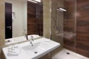 Hotel Park Inn: Cuarto de Baño PRAGA