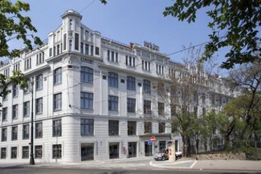 Hotel Park Inn: Exterior PRAGA