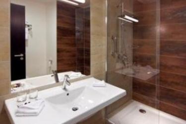 Hotel Park Inn: Habitación PRAGA