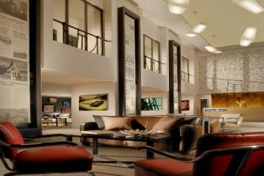 Hotel Park Inn: Lobby PRAGA