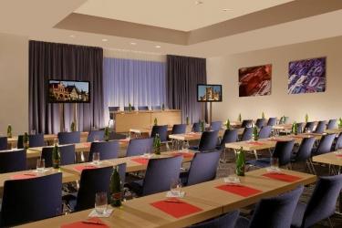 Hotel Park Inn: Sala de conferencias PRAGA