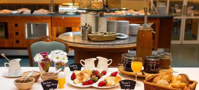 Hotel Adria Prague: Desayuno PRAGA