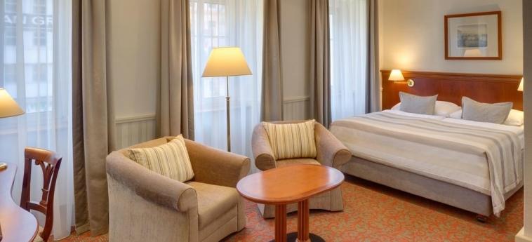 Hotel Adria Prague: Habitaciòn Doble PRAGA