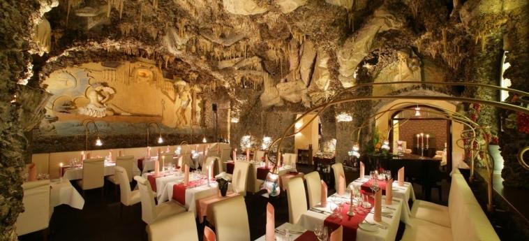 Hotel Adria Prague: Restaurante PRAGA