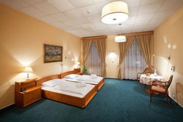Hotel Wellness And Treatment Ghc: Chambre jumeau PRAGUE
