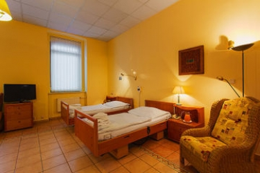 Hotel Wellness And Treatment Ghc: Plage PRAGUE
