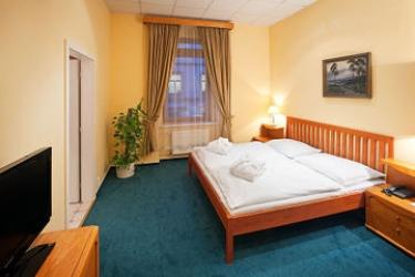Hotel Wellness And Treatment Ghc: Heated Swimmingpool PRAGUE