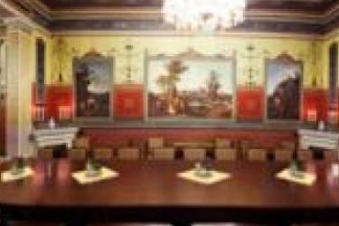 Hotel Vila Lanna: Corridor PRAGUE