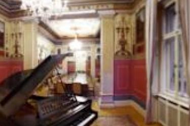 Hotel Vila Lanna: Hall PRAGUE
