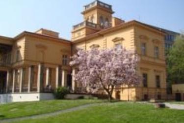 Hotel Vila Lanna: Solarium PRAGUE