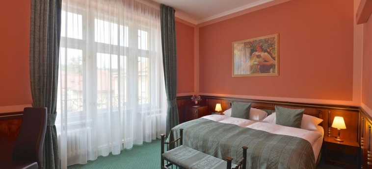 Hastal Hotel Prague Old Town: Chambre Double PRAGUE