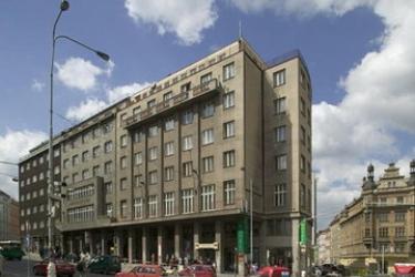 Hotel Legie: Extérieur PRAGUE