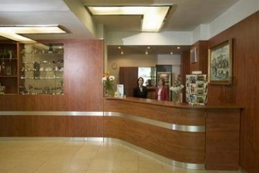 Hotel Legie: Hall PRAGUE