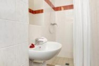 Top Hotel Prague Garni: Bathroom PRAGUE