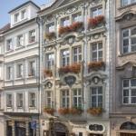 Hotel Residence U Cerneho Orla