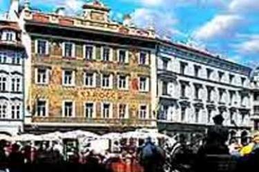 Hotel Rott: Extérieur PRAGUE