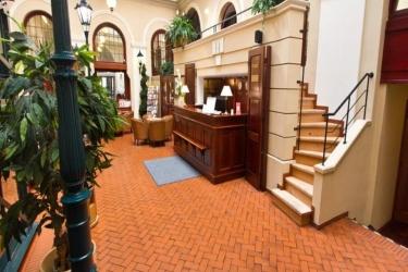 Hotel Rott: Lobby PRAGUE