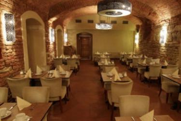 Hotel Rott: Restaurant PRAGUE
