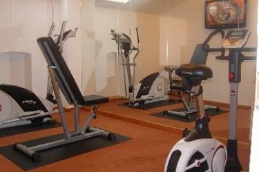 Hotel Rott: Salle de Gym PRAGUE