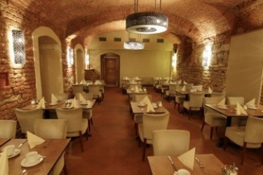 Hotel Rott: Salle de Petit Déjeuner PRAGUE