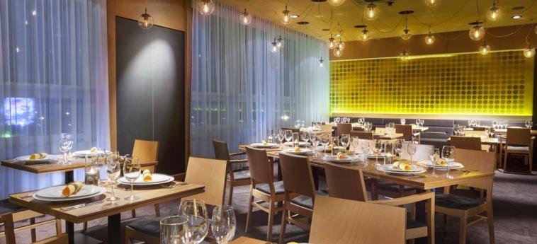 Hotel Golf: Restaurant PRAGUE