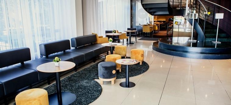 Hotel Golf: Interior detail PRAGUE