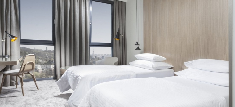 Hotel Golf: Twin Room PRAGUE