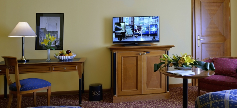 Hotel Savoy: Chambre Double PRAGUE