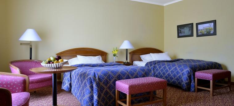 Hotel Savoy: Chambre PRAGUE