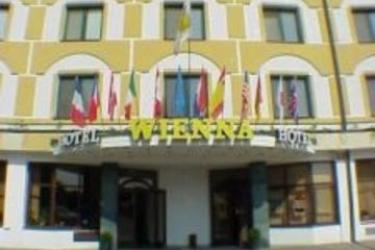 Hotel Wienna Galaxie: Entrance PRAGUE