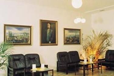 Hotel Wienna Galaxie: Hall PRAGUE
