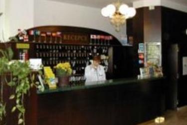 Hotel Wienna Galaxie: Reception PRAGUE