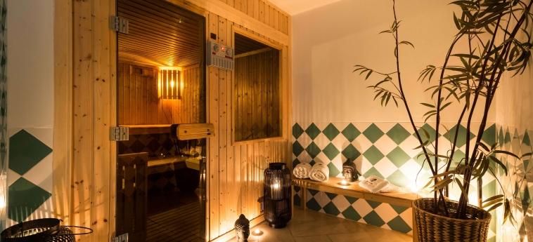 Hotel Vila Valverde Design Country: Centro de Bienestar PRAIA DA LUZ